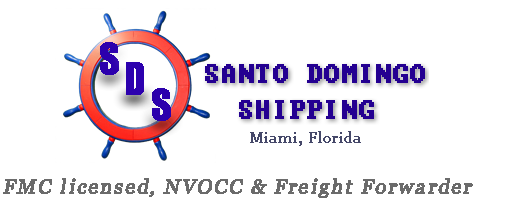 Santo Domingo Shipping and freight forwarder